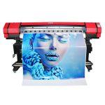 format lebar 6 warna flexo banner sticker printer inkjet pelarut