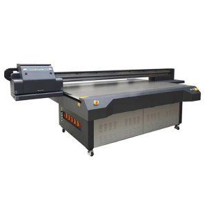 printer 2,5 m uv format besar uv dipimpin printer flatbed