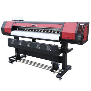 format besar 1,8 m vinyl dx5 print head printer eco solvent