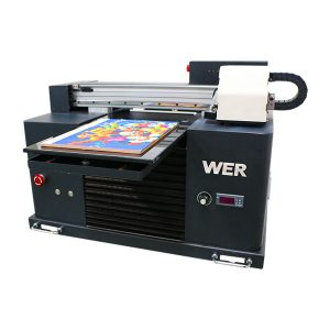 a3 uv printer, maju ukuran kecil otomatis uv flatbed printer