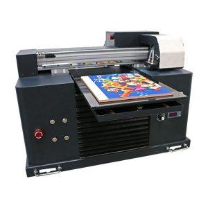 mesin cetak inkjet led flatbed uv printer untuk ukuran a3 a4