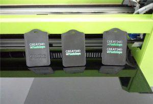 Sampel pencetakan ferrule cutting hitam oleh WER-EP6090UV