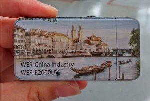 Electric Lighter dicetak oleh printer uv ukuran A3 kecil -WER-E2000UV