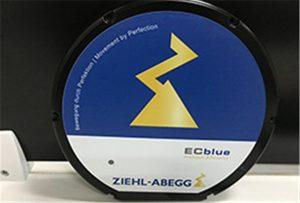Contoh pencetakan kotak plastik dari A2 uv WER-D4880UV